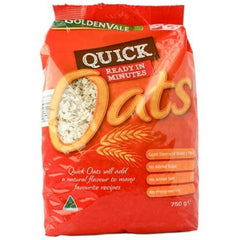 GoldenVale Quick Oats  750g