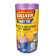Goliath Scented Kitchen Tidy Bags 25pack Large