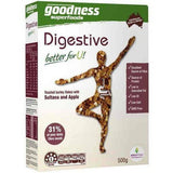 Goodness Superfoods Digestive Cereal 500g