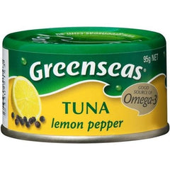 Greenseas Tuna Lemon Pepper  95g
