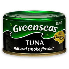 Greenseas Tuna Natural Smoked Flavour  95g