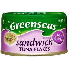 Greenseas Tuna Sandwich Flakes  95g