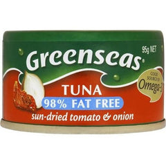 Greenseas Tuna Sundried Tomato & Onion  95g