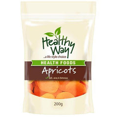 Healthy Way Apricots 200g
