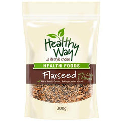 Healthy Way Flaxseed with Chia & Almond 300g