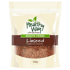 Healthy Way Linseed 500g