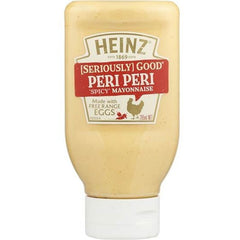 Heinz Seriously Good Peri Peri Spicy Mayonnaise  295ml