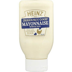Heinz Seriously Good Whole Egg Mayonnaise  295ml