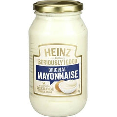 Heinz Seriously Good Whole Egg Mayonnaise  470g