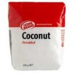 Homebrand Coconut Shredded 250g