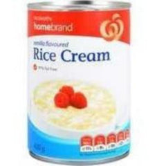 Homebrand Creamed Rice 420g