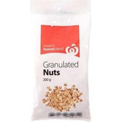 Homebrand Nut Mix Granulated Nuts 200g