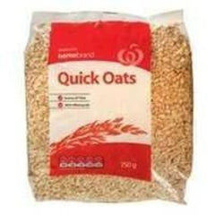 Homebrand Quick Oats 750g