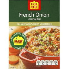 Hot Pot Casserole Base French Onion  80g