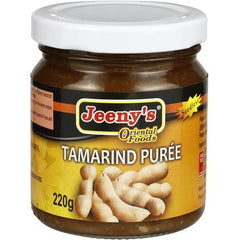 Jeenys Ingredients Puree Tamarind  220g