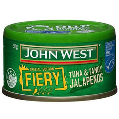 John West Fiery Jalapeno Tuna  95g