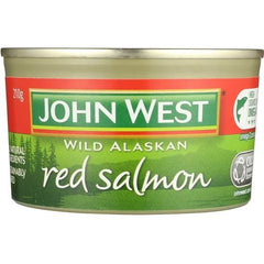 John West Salmon Red  210g