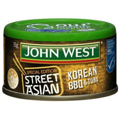 John West Street Asian Tuna Korean Bbq  95g