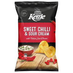 Kettle Sour Cream & Chilli Chips 175g