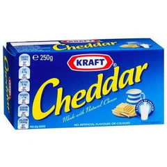 Kraft Cheddar Cheese Block