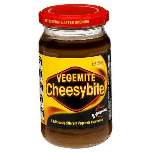 Kraft Vegemite Cheesy Bite 270g