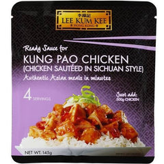 Lee Kum Kee Ready Sauce Kung Pao Chicken 145g