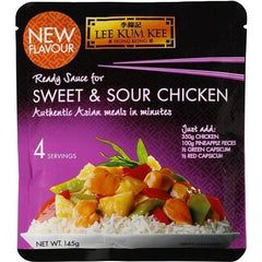 Lee Kum Kee Sauce Sweet & Sour Chicken 145g