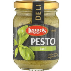 Leggos Pesto Traditional Basil  190g