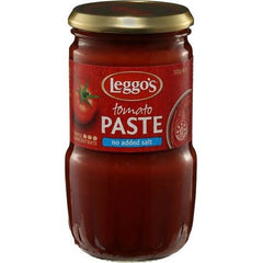 Leggos Tomato Paste No Added Salt  500g