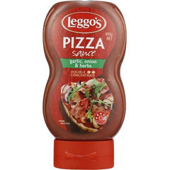 Leggos Tomato Paste Pizza Grlc Onion Herb Squeeze  400g