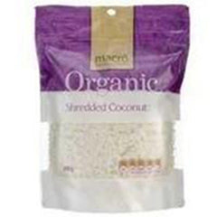 Macro Organic Fruit Coconut Shredded 200g