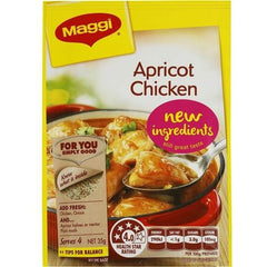 Maggi Apricot Chicken Recipe Base 35g