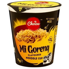 Maggi Fusian Mi Goreng Hot & Spicy Noodle Cup 65g