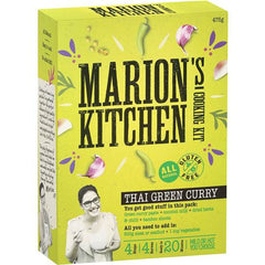Marions Kitchen Meal Kit Thai Green Curry 475g