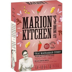 Marions Kitchen Meal Kit Thai Massaman Curry 375g