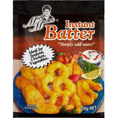 Mary Mack's Instant Batter Mix  150g
