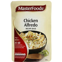 Masterfoods Chicken Alfredo Recipe Base  170g