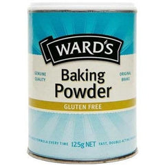 Mckenzies Baking Aids Baking Powder 125g