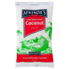 Mckenzies Coconut Fine Desiccated 250g