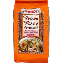 Pandaroo Vermicelli Brown Rice  200g
