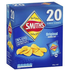 Smith's Chips Multipack Crinkle Cut Original