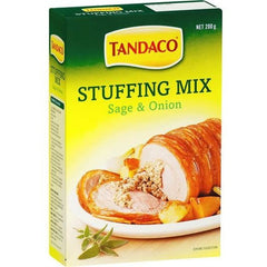Tandaco Stuffing Mix Sage Onion  200g