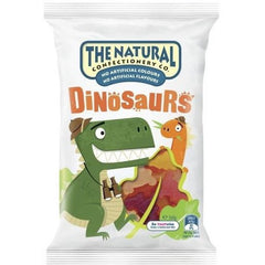 The Natural Confectionery Co Dinosaurs  260g bag