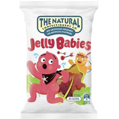 The Natural Confectionery Co Jelly Babies  260g bag