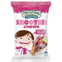 The Natural Confectionery Co Smoothie Chews  220g bag