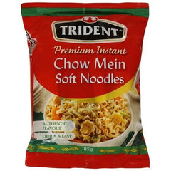 Trident Chow Mein Soft Noodles  85g