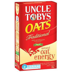 Uncle Tobys Oats Traditional