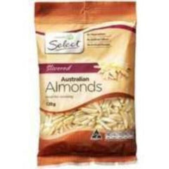 Woolworths Select Almonds Slivered 120g