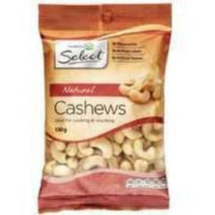 Woolworths Select Cashews
