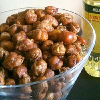 Baked-Chickpeas